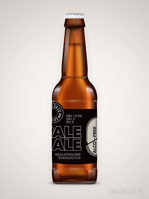 Sakiskiu - Alco Free Pale Ale