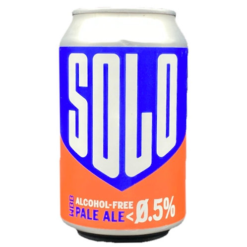 West Berkshire Brewery - Solo Pale Ale