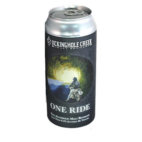 Lickinghole Creek - One Ride