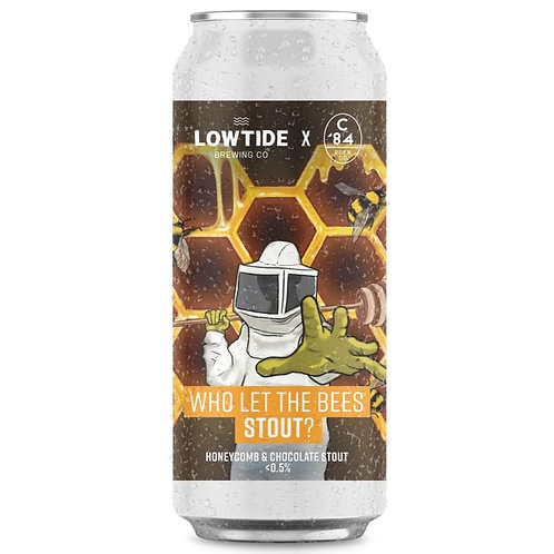 Lowtide Brewing Co - Who Let the Bees Stout