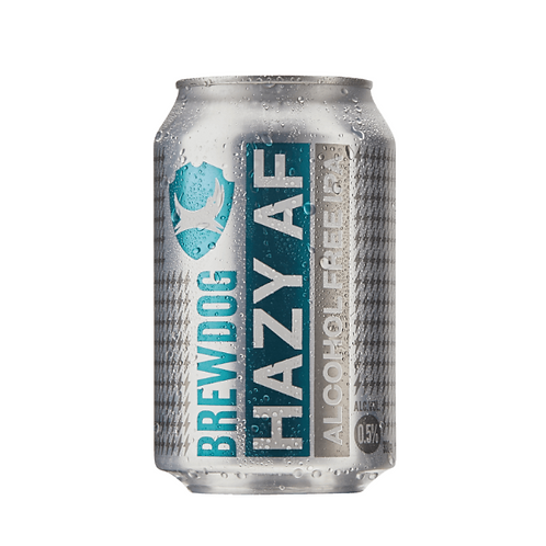 BrewDog - Hazy AF IPA