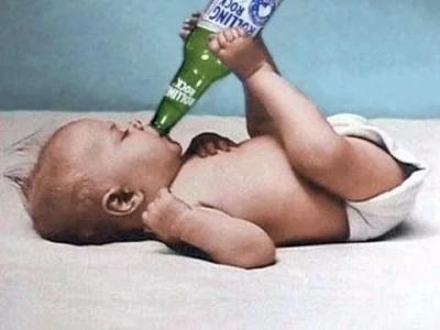 Mogen kinderen alcoholvrij bier drinken?