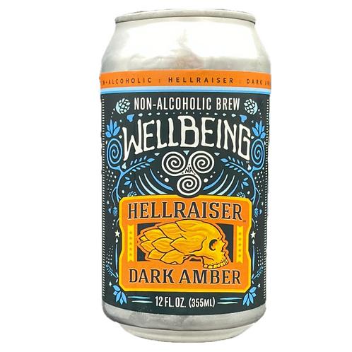 WellBeing - Hellraiser Dark Amber