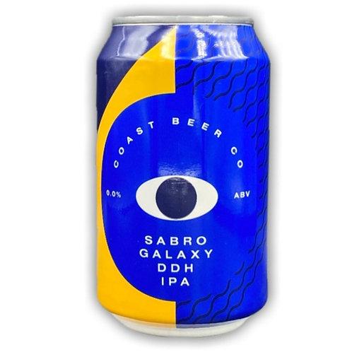 Coast Beer Co - Sabro Galaxy DDH IPA