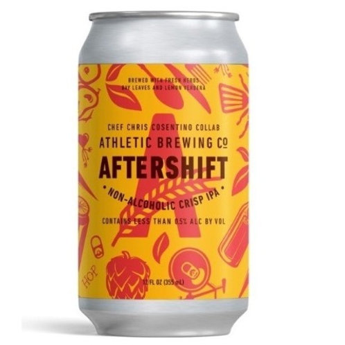 Athletic Brewing - AfterShift