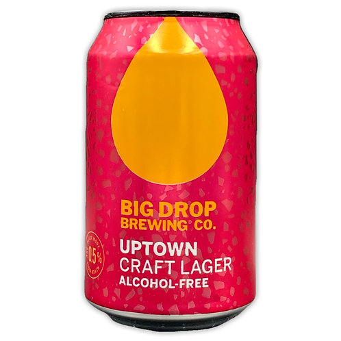 Big Drop - Uptown Craft Lager