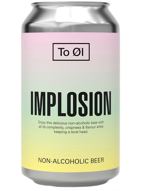 To Øl - Implosion