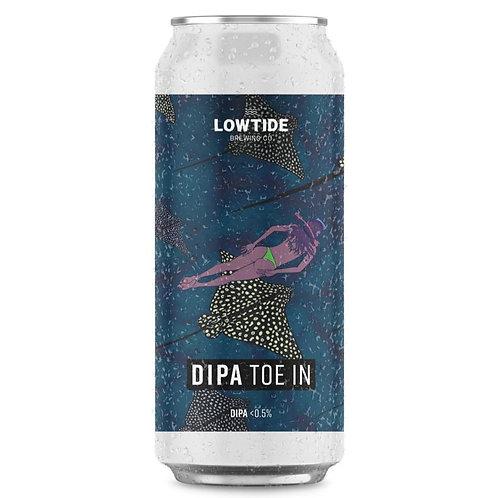 Lowtide Brewing Co - DIPA Toe In