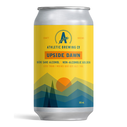Athletic Brewery - Upside Dawn Golden Ale