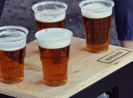 Tips om minder alcohol te drinken