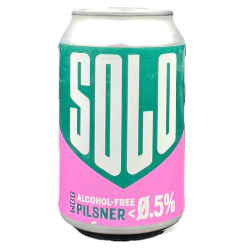 West Berkshire Brewery - Solo Pilsner