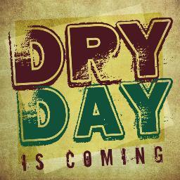 Na Dry January volgt Dry Day