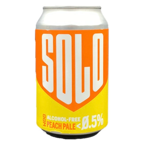 West Berkshire Brewery - Solo Peach Pale