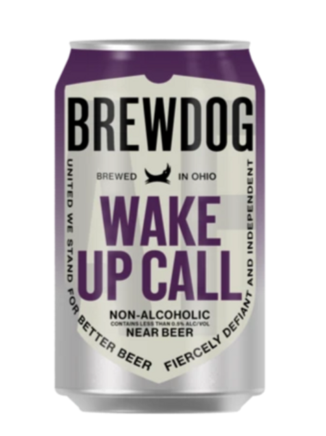 Brewdog USA - Wake Up Call