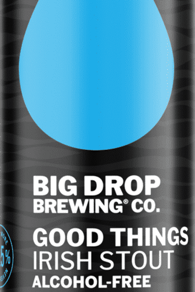 Big Drop -Good Thing Irish Stout