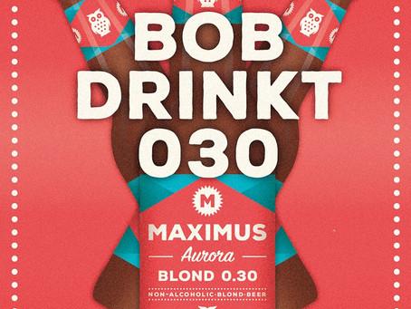 Maximus introduceert alcoholarm Aurora Blond 0.30% met knipoog naar Utrecht