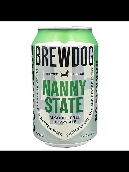 BrewDog - Nanny State