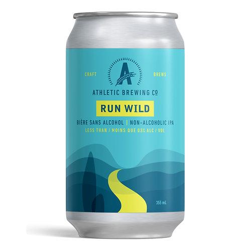 Athletic Brewery - Run Wild IPA