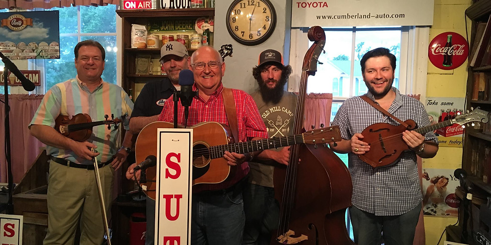 Bluegrass Solutions @ Sutton Ole Time Music Hour