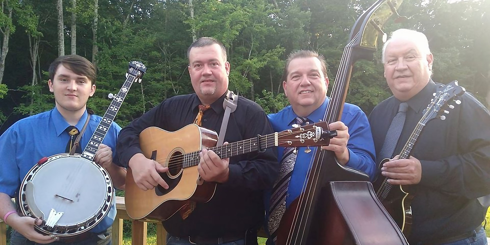 Stoney River Bluegrass Band @ Sutton Ole Time Music Hour