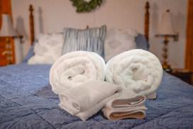 Plush Soft Towels