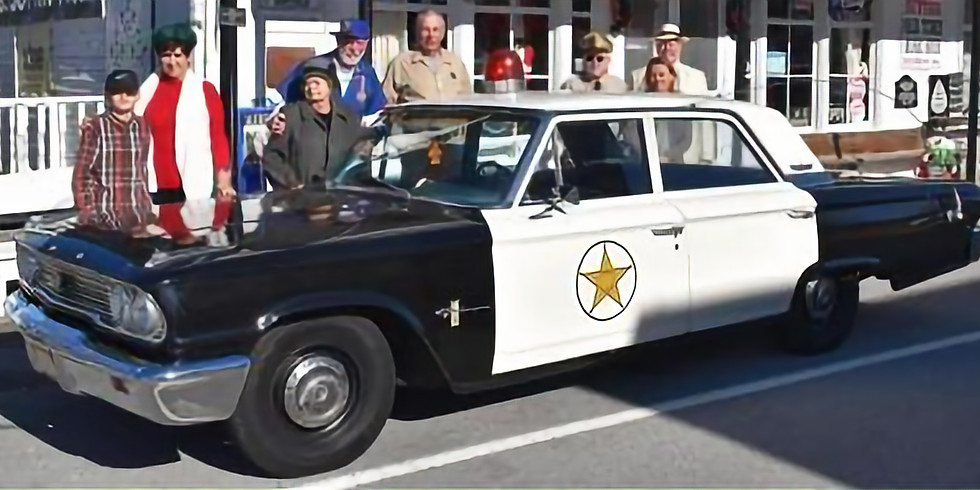 Life in a Mayberry Town Grand Opening