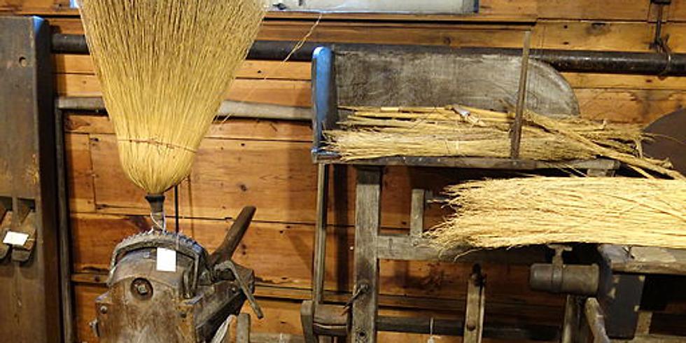 Broom Making Class - Arts & Craftsmen Trail