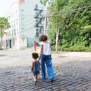 Une femme et aussi une mère…. Ou comment être déterminée pour ses enfants !