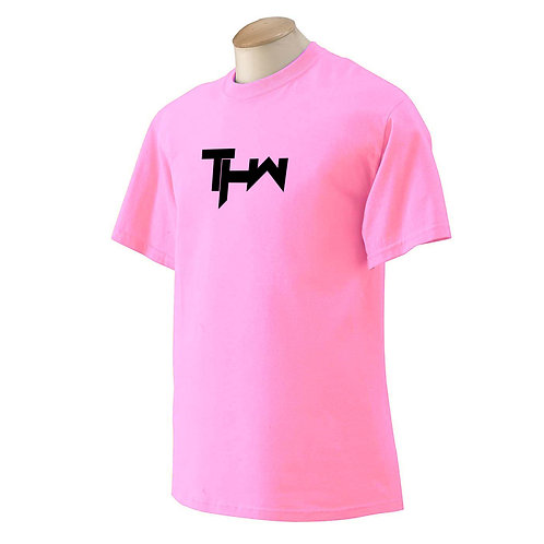 THW Heather Pink Tee