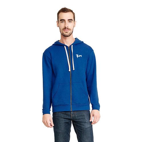 THW Royal Full-Zip Hooded Sweatshirt