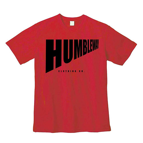 THW Red Infinity Classic Tee