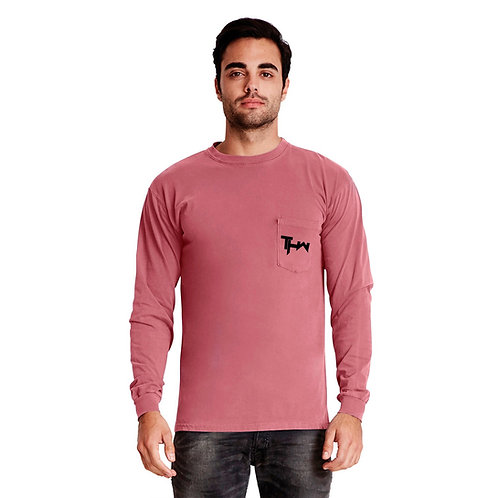 THW Smoked Paprika Longsleeve with Pocket