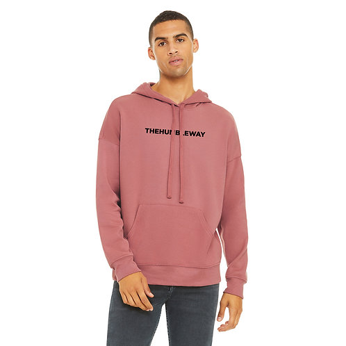 THW Mauve Pullover Hoodie
