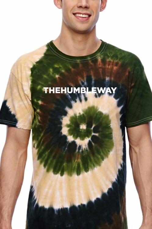 THW Camo Swirl Tie-Dye
