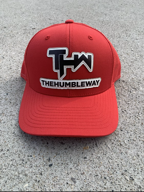 Humble Trucker Hat (Red)