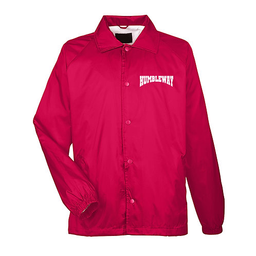 THW Red Arch Coaches Jacket