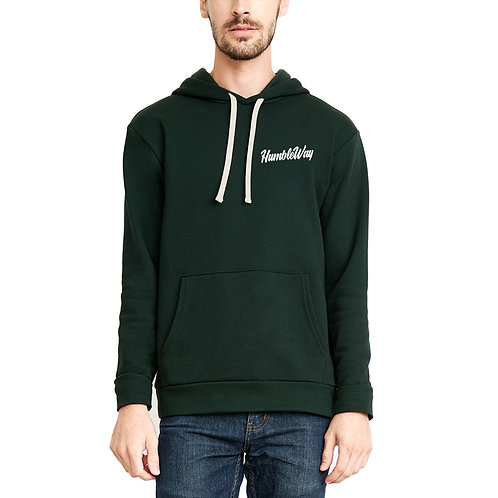 THW Forest Green Pullover