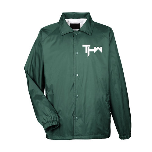 THW Classic Forest Coaches Jacket