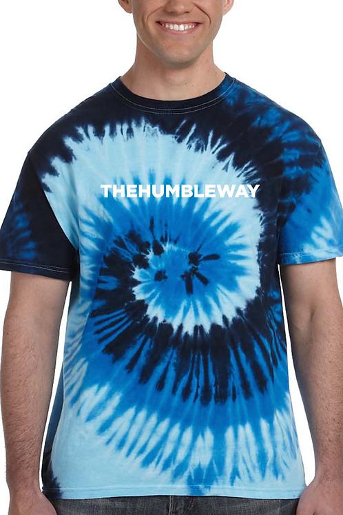 THW Blue Ocean Tie-Dye