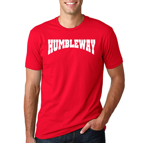 THW Red Archway Tee