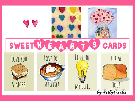 Sweethearts Cards