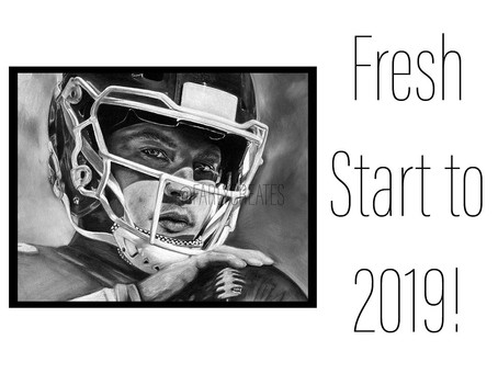 Fresh Start 2019: Wanted for Arrest and CHIEFS!