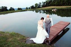 Peaceful Pines wedding 2