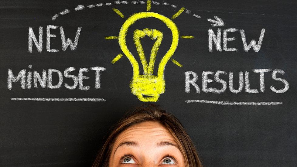 New Mindset New Results Innovation 4 MP