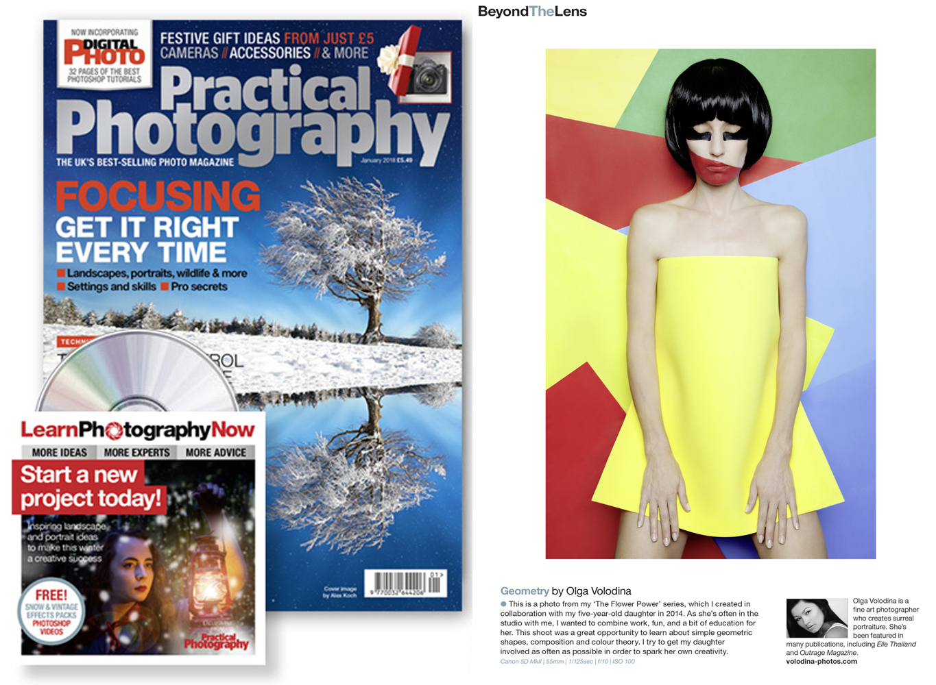 Practical Photography Magazine 2018