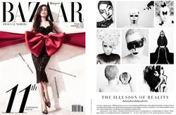 HARPER'S BAZAAR, March 2016 issue