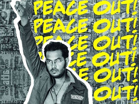 """I carry love and peace; after all nothing good can come out of hate,"" says songwriter Deepak Peace"