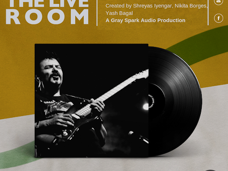 A Podcast For Aspiring Musicians : Beyond The Live Room