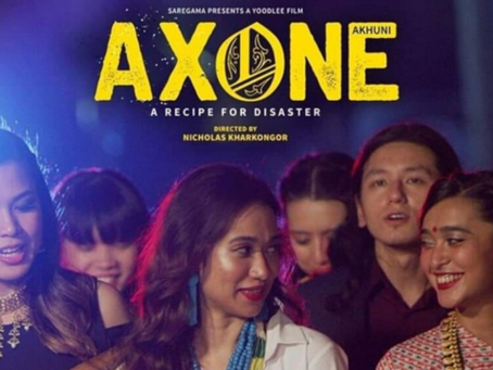 Netflix's Axone - Belongingness, Cultural Chaos & Everything in Between.