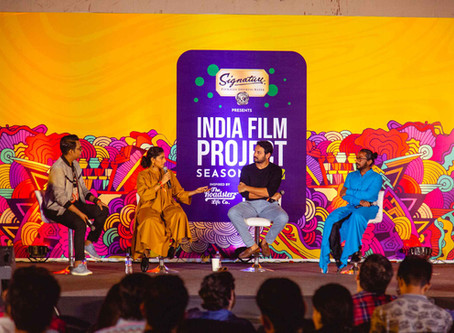 What we learned at India Film Project
